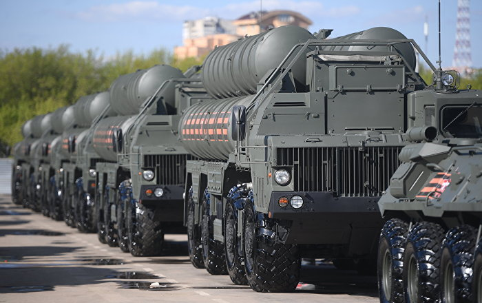S-400 Deliveries to Turkey May Begin in 1st Half of July - Erdogan