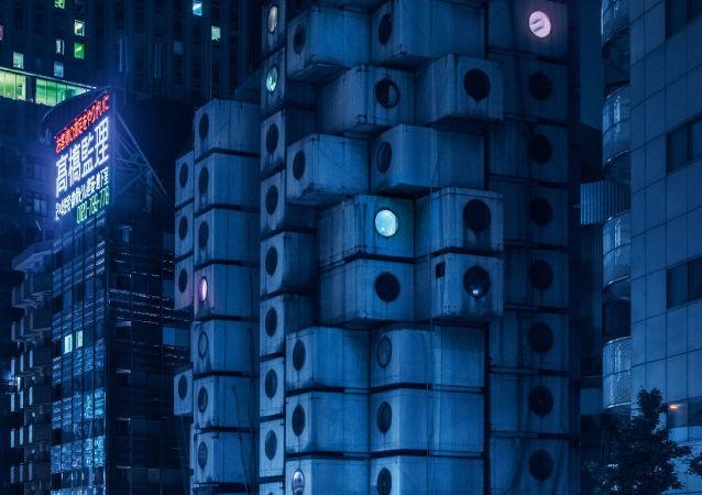 Tokyo Through the Lens of Tom Blachford