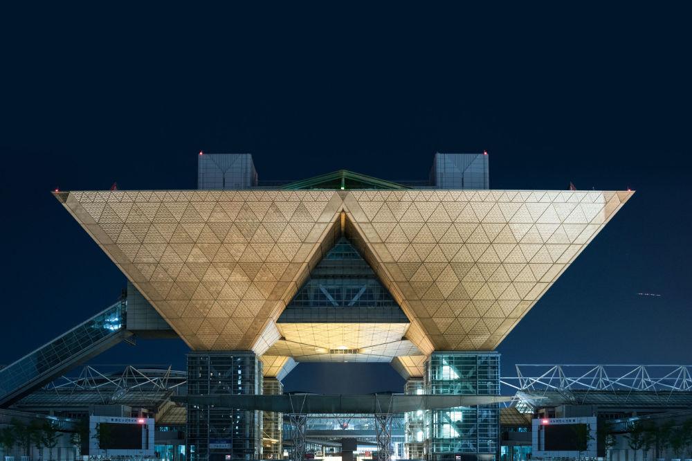 Exhibition Centre Tokyo Big Sight