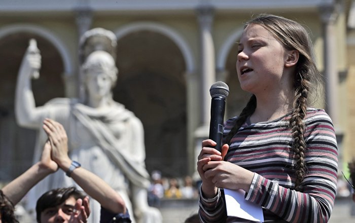 Holy Greta! Archbishop of Sweden Compares 16-Year-Old Climate Alarmist to Biblical Prophets