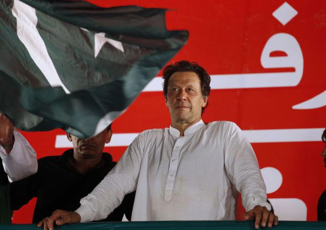 Pakistani Prime Minister Imran Khan (File)