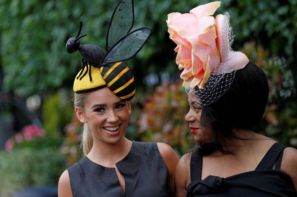 Royal Ascot Attendees