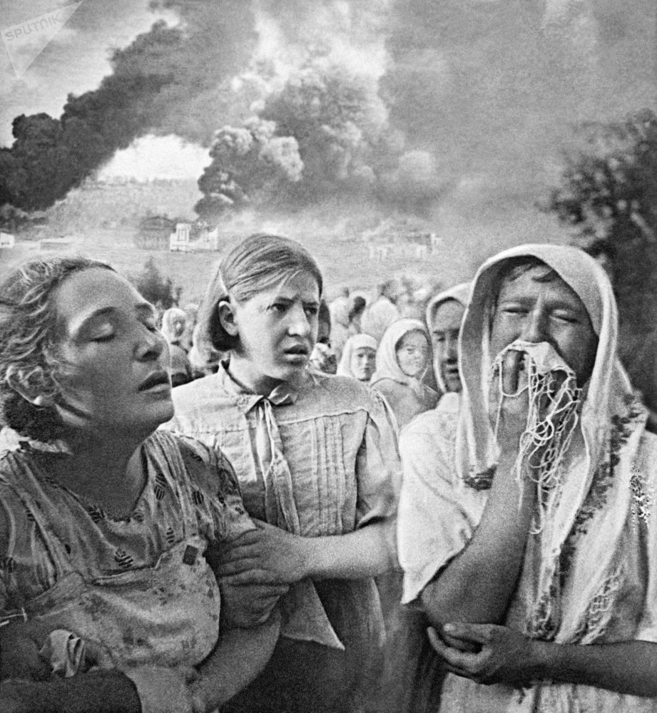 Always Remember: Commemorating the First Days of the Great Patriotic War