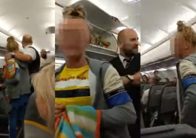 UK Women Demand Removal of 'Disgusting' Muslim Men in Islamophobic Rant (Videos)