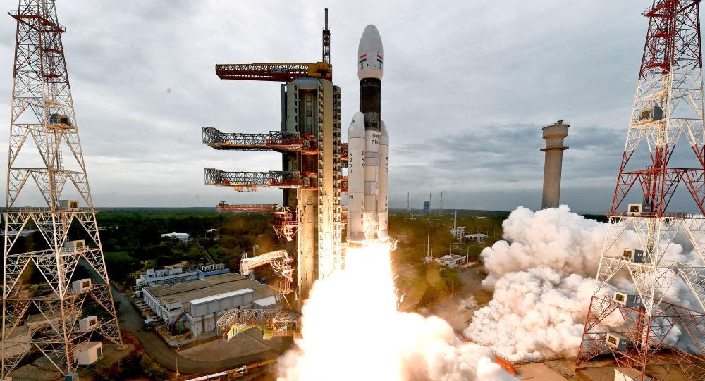 India's Chandrayaan-2 successfully enters moon's orbit