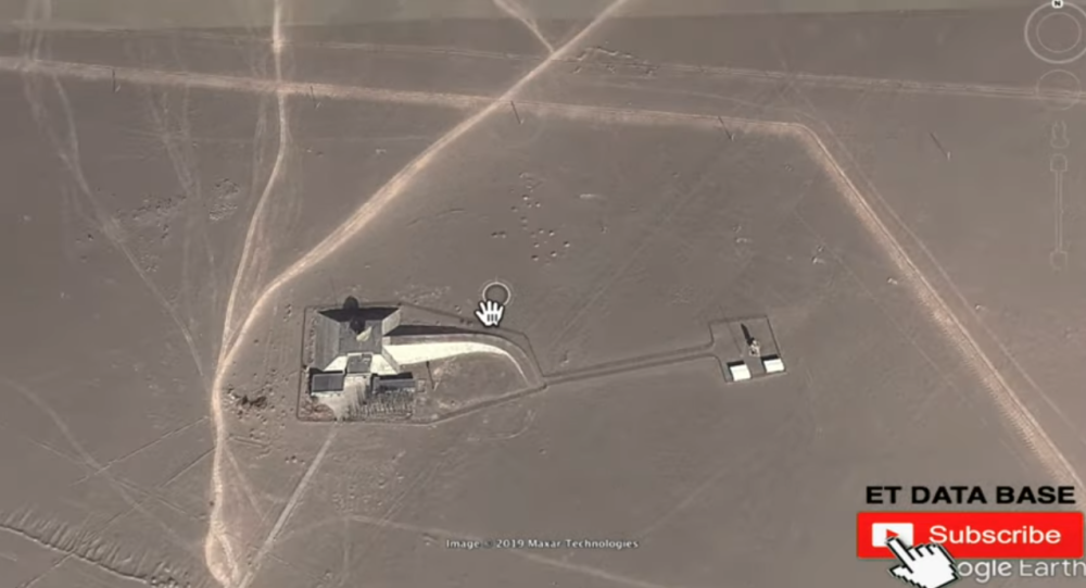 Chinese Area 51 And Top Secret Stealth Aircraft