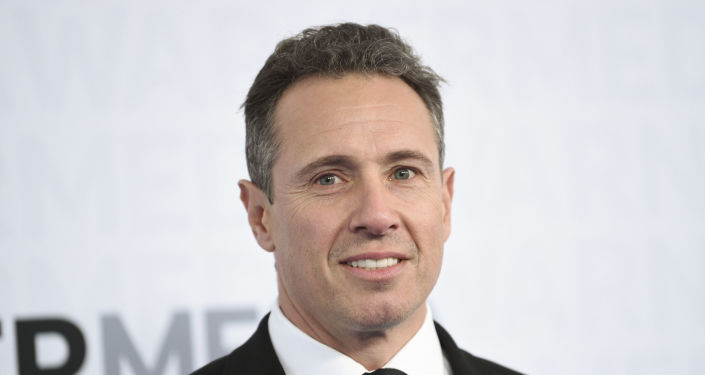CNNs Chris Cuomo Reportedly Caught Naked In Wifes Social
