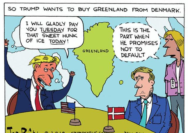 No Grabbing Greenland