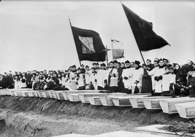 Немецкий концентрационный лагерь Освенцим