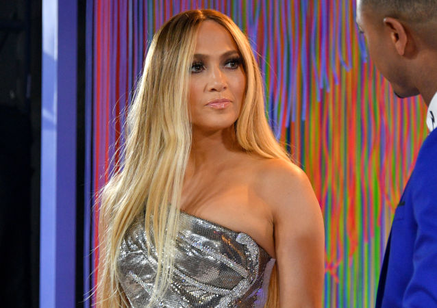NEW YORK, NY - AUGUST 20: Jennifer Lopez attends the 2018 MTV Video Music Awards at Radio City Music Hall on August 20, 2018 in New York City.
