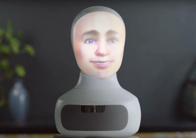 Unbiased Recruiter Robot - Furhat Robotics