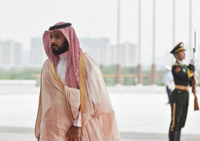 Saudi Arabia Deputy Crown Prince Mohammed bin Salman