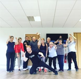 Popping dance can help to fight against Parkinson's disease