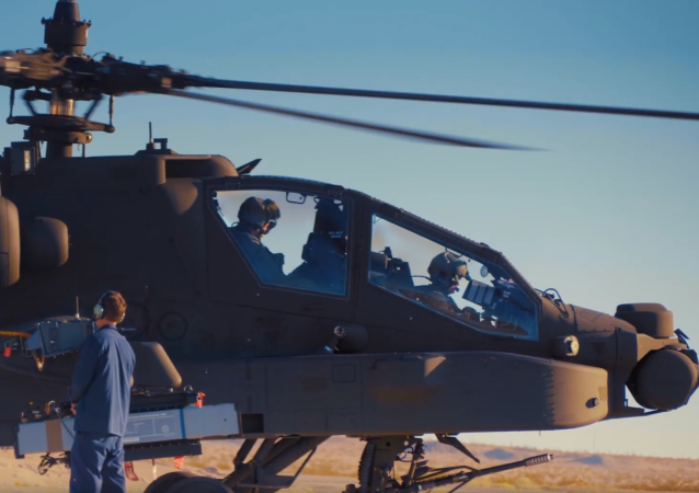 Army Future Command's Future Vertical Lift Cross-Functional Team tests  SPIKE Non-Line-Of-Sight missile on a US AH-64E Apache Attack Chopper (August 26-28, Yuma Proving Grounds, Arizona)
