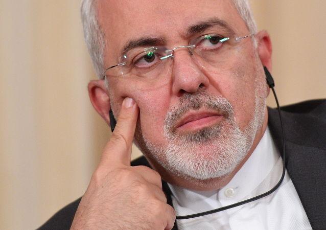 Iranian Foreign Minister Mohammad Javad Zarif Khonsari (File)