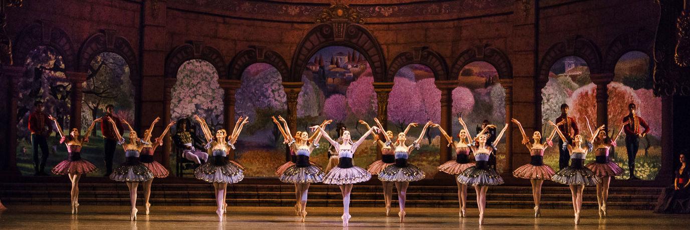 "Mariinsky Ballet ""Paquita"""