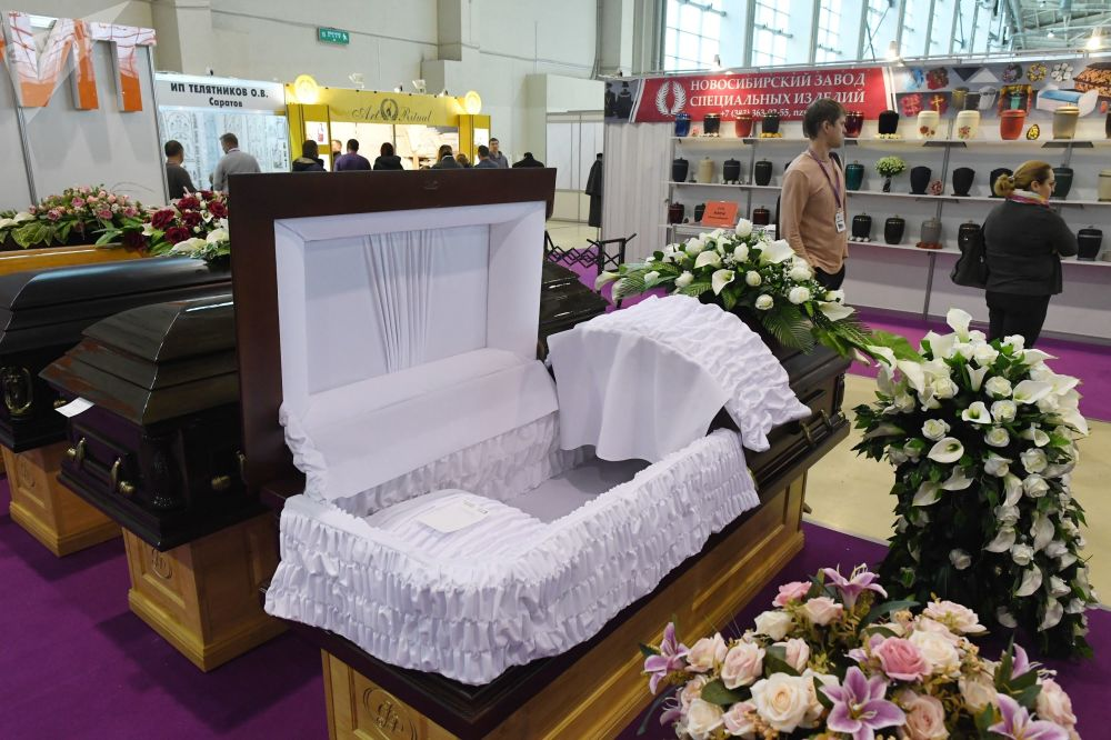 'Til Death Do Us Part: Major European Funeral Exhibition Opens in Moscow