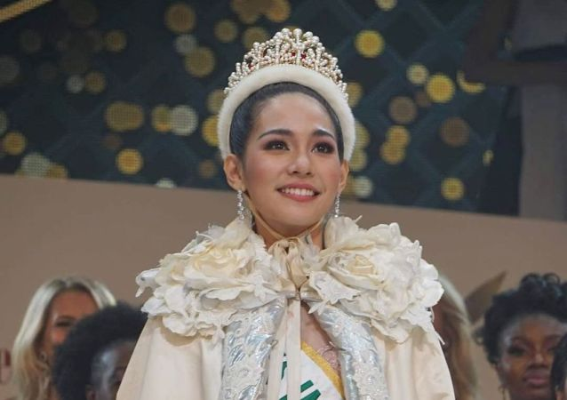 Miss International from Thailand Sireethorn Leearamwat
