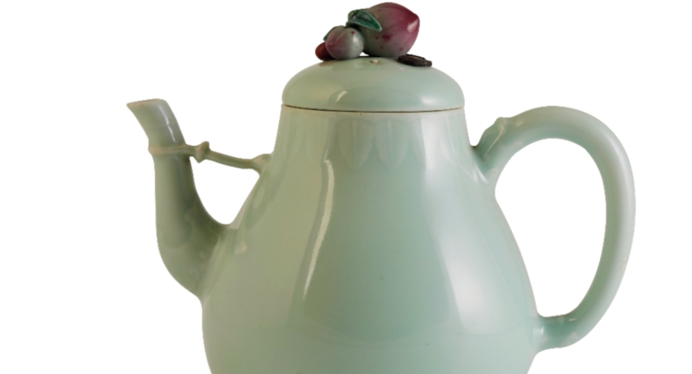 Rare Chinese Teapot Sells at Auction for $1.3 Million