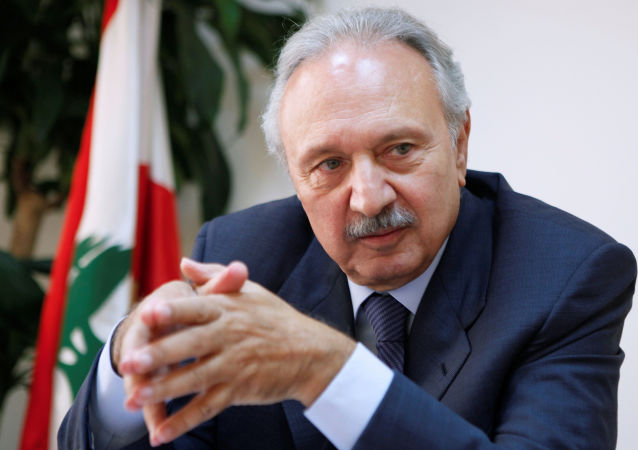 Lebanon's former-Minister of Economy and Trade, Mohammad Safadi