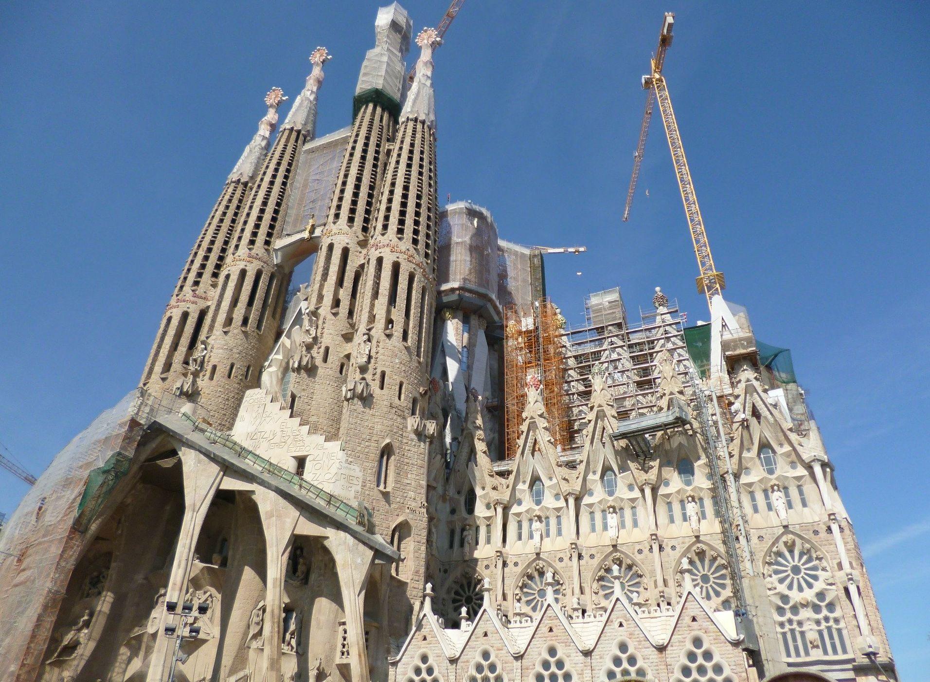 Basilica and Expiatory Church of the Holy Family, Barcelona
