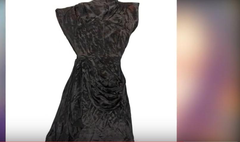 Eva Braun's dress