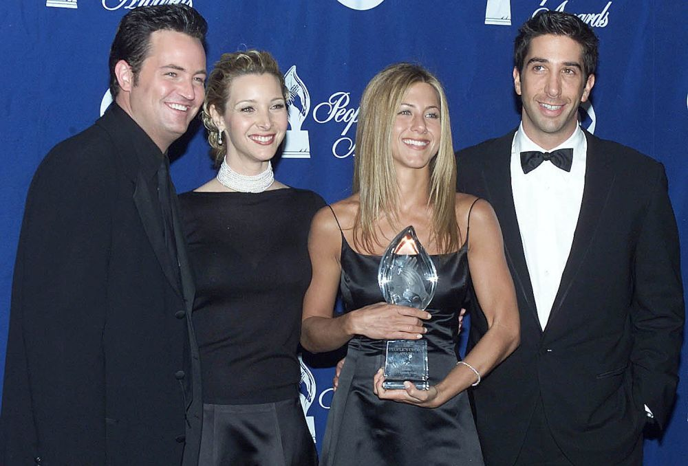 The One Where 'Friends' Get Old: Cast From the Famous Sitcom 25 Years Later