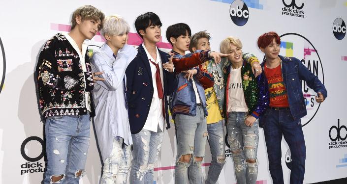 sputniknews.com: BTS Fans Furious as New Report Reveals Almost Half of K-Pop Band's Instagram Followers Are Fake