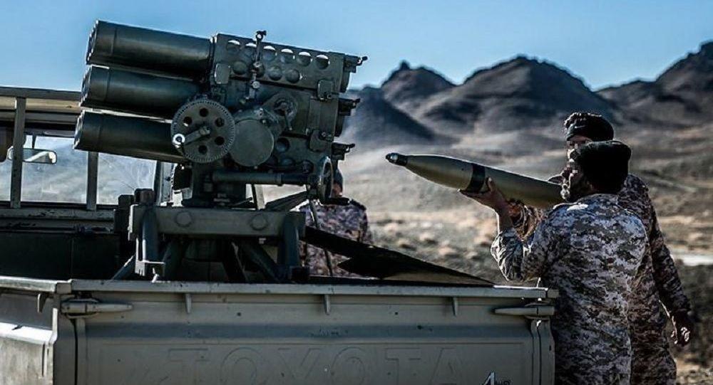 IRGC Ground Force Commandos