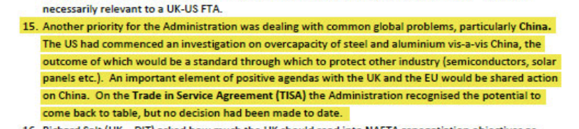 Unredacted US-UK Trade Talks: Document 2, Page 7