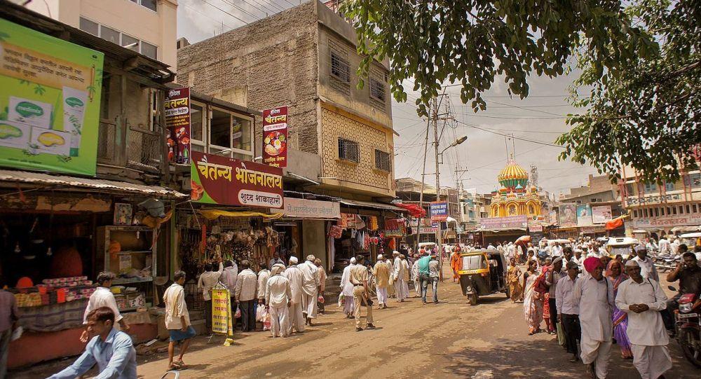 Pundlik Nagar, Pandharpur, Maharashtra, India