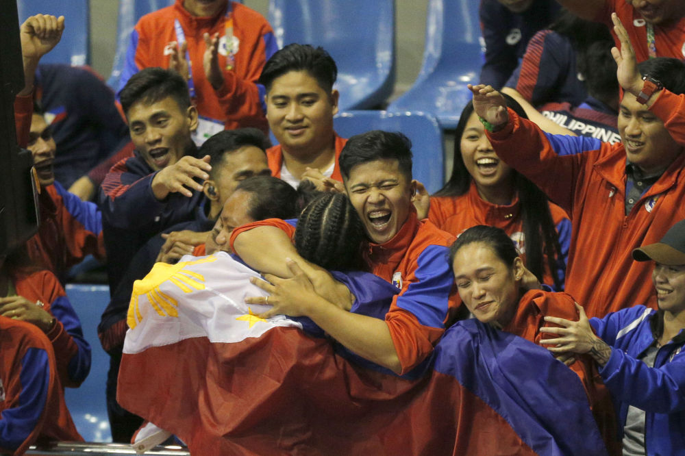 Push it to the Limit: Southeast Asian Games Kick Off in Philippines