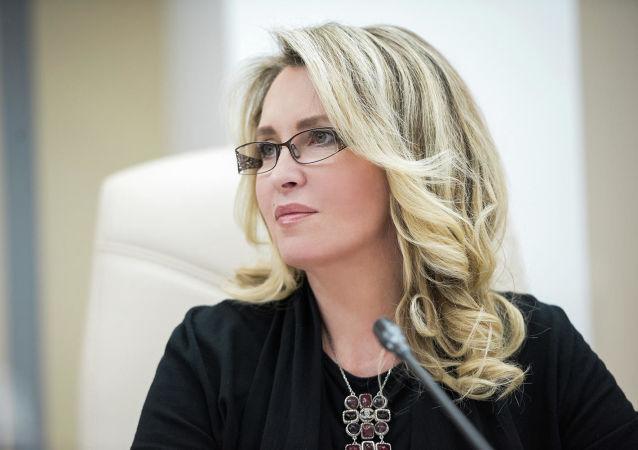 Alevtina Chernikova, Rector of MISiS