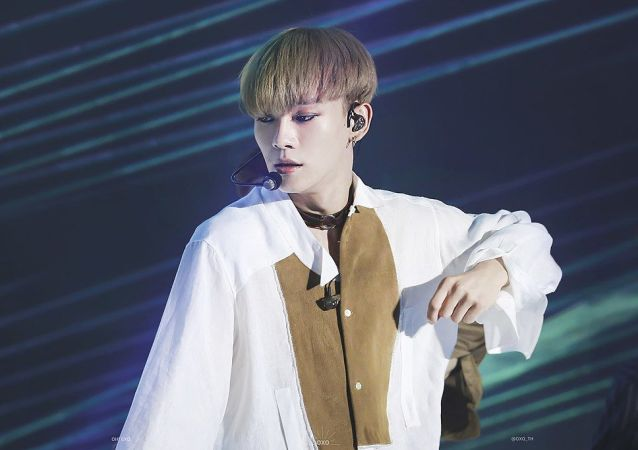 EXO Chen at SMTown Concert in 2017