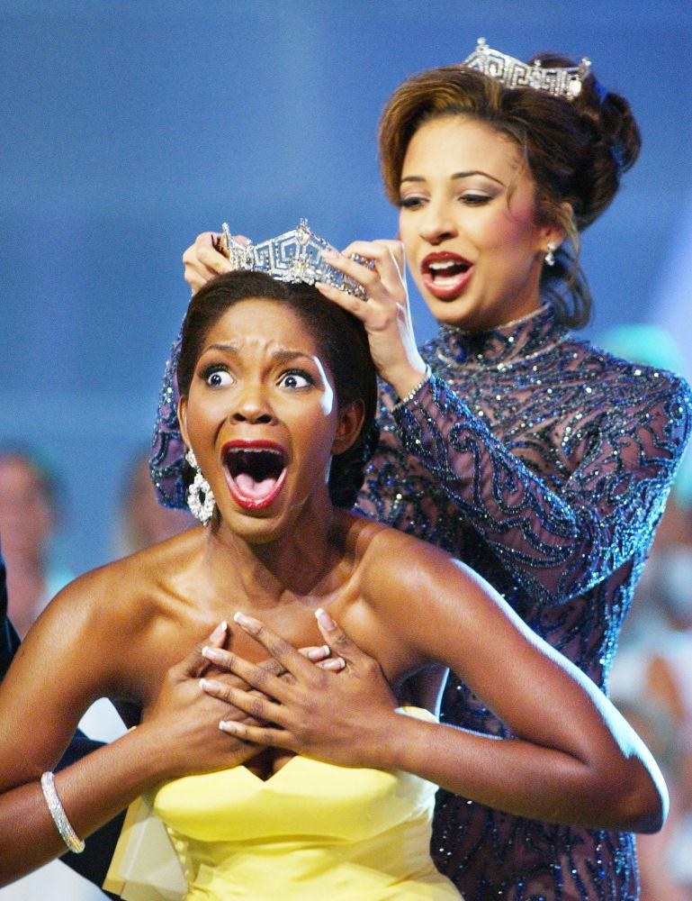 Мисс Америка 2004 Эрика Данлап