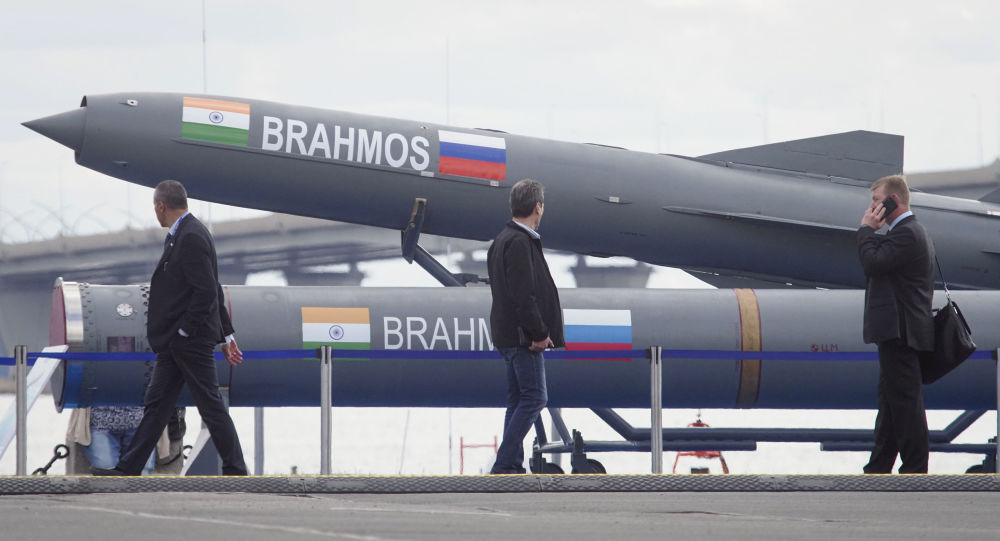 Philippines Signs Agreement to Buy Russian-Indian BrahMos Supersonic Cruise Missiles