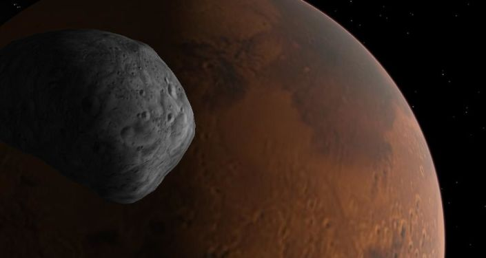 Mars' Two Moons Were Likely Once a Single Object, New Study Reveals