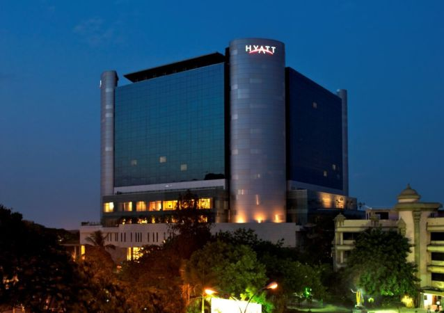 Hyatt Hotel in South India