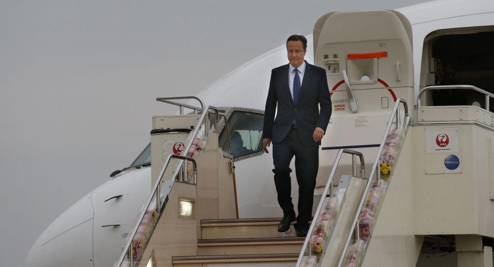 David Cameron's bodyguard 'left gun in plane toilet'