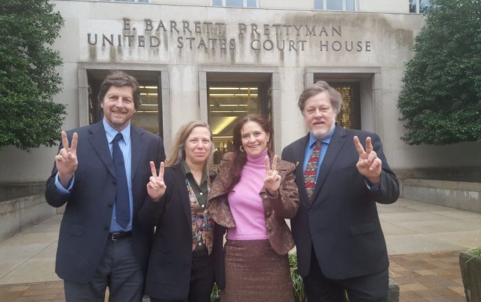 Venezuelan Embassy Protection Collective 4 Make Plea Deal to Drop Federal Charges