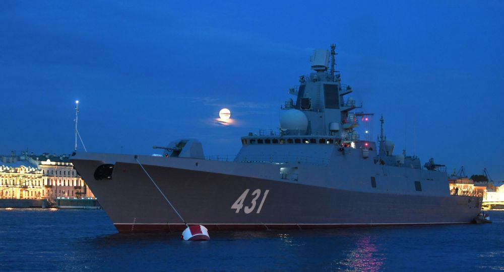 Russia's USC Unveils Commissioning Timeline For Cutting-Edge Admiral Kasatonov Warship