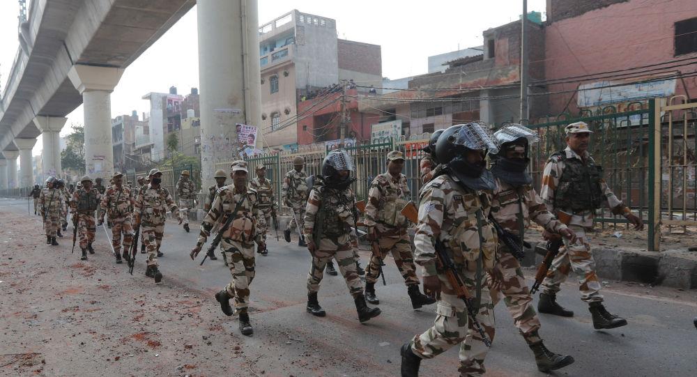 Releasing 'Anti-Muslim' BJP Member Ahead of Independence Day May Intensify Unrest, Delhi Police Say