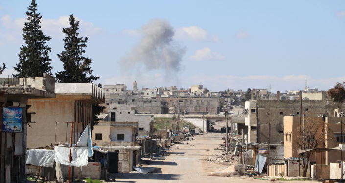 Russian Military Reports 30 New Shelling Instances by Nusra Terrorists in Idlib