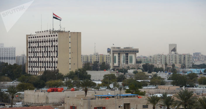 Rockets Hit Baghdad's Fortified Green Zone Housing US Embassy