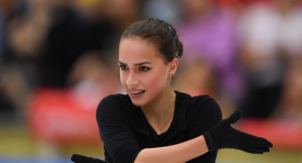 Watch Russian Figure Skater Zagitova Encouraging Fans to Train at Home During Coronavirus Outbreak