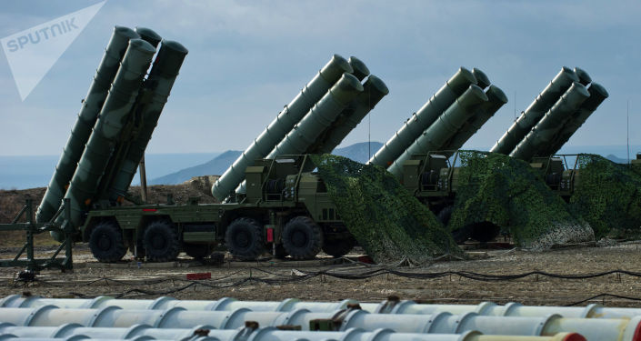 Turkey's Governing Party Believes Next US Administration Won't Impose Sanctions Over S-400s Purchase