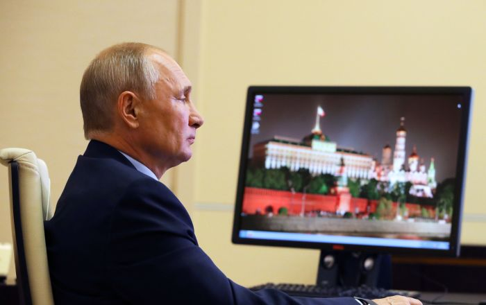 Putin: Adoption of Constitutional Amendments Right For Russia