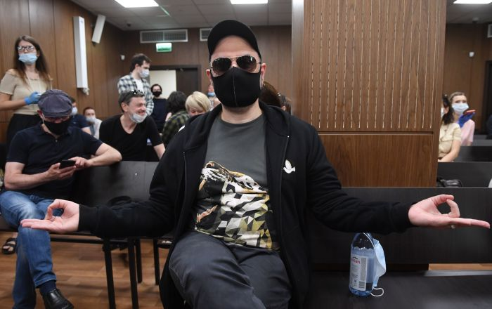 Defence Appeals Ruling on Theatre Director Serebrennikov's Embezzlement Case