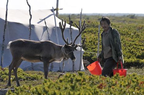 Остров Сахалин и его коренные жители - на выставке в Госдуме