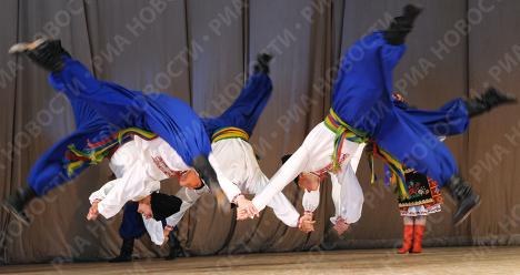 The Igor Moiseyev Dance Company